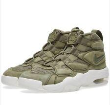 Nike Air Max Uptempo 2 QS Suede Urban Haze/Green/White 919831-300 Mens Sz 11.5
