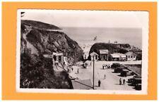 BINIC (22) CONFISERIE-BUVETTE Vve LEMAIRE / Entrée de plage animée vers 1930