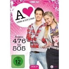 ANNA UND DIE LIEBE - BOX 17 (FOLGE 476 - 505) 4 DVD NEU