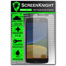 ScreenKnight Motorola Moto G5 SCREEN PROTECTOR - Military Shield