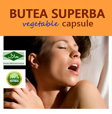 New 300 CAPSULES BUTEA SUPERBA HERB 500MG BEST SEXUAL ENHANCE MALE/MEN Free Ship