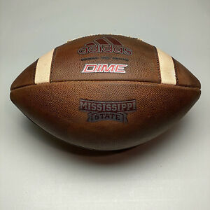 Mississippi State University Bulldogs Game Issued Adidas Dime NCAA Football