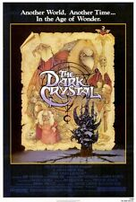 """""""THE DARK CRYSTAL"""" Movie Poster [Licensed-NEW-USA] 27x40"""" Theater Size (1982)"""