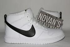 Nike NikeLab Dunk Lux Chukka RT Ricardo Tisci White Black 910088-101 sz10.5
