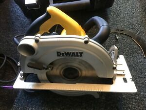 Dewalt D23650 circular saw