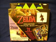 2017 Enterplay Legend of Zelda COLLECTOR Fun Box Z Sword Pin