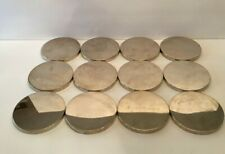 Bath & Body Works 3 Wick Candle Jar Lid Candle Making Crafting 14.5 Oz Set Of 12