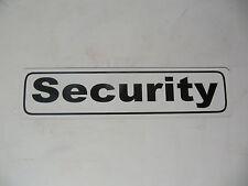 Magnetschild, Security