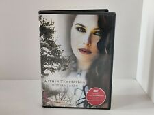 Within Temptation Mother Earth Single DVD Very Rare Music Videos DVD
