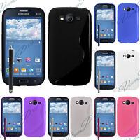 TPU Silicone Gel Coque Etui Case Cover Samsung Galaxy Grand Plus/ Neo Lite I9060