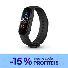 Original Xiaomi Mi Band 5 Heart Rate Noir Version Globale Smart Fitness Bracelet