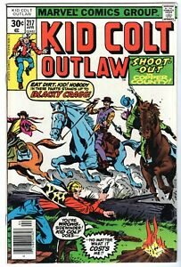 Kid Colt Outlaw #217, Very Fine - Near Mint Condition*