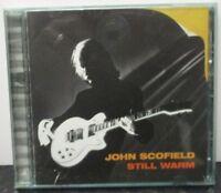 JOHN SCOFIELD - Still Warm - CD ALBUM