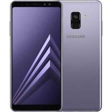 Samsung A530 Galaxy A8 (2018) 32GB Dual SIM orchid gray grigio 24 mesi garanzia