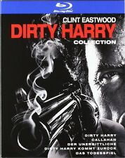Blu-ray * Dirty Harry Collection Teil 1+2+3+4+5 * NEU OVP * Clint Eastwood
