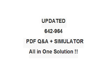 Cisco Data Center Networking Infrastructure Support Test QA PDF&Simulator
