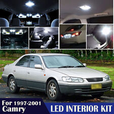 12 X PREMIUM CANBUS 6000K LED INTERIOR LICENSE DOME MAP FOR 97-01 CAMRY XV20