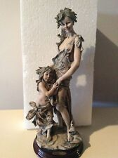 "Giuseppe Armani Figurine "" Mother'S Hand"" # 1008T"