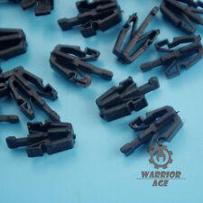 Qty50 Nylon Clip Retainer Grill OE# MB153825 For Toyota Mitsubishi Honda Mazda