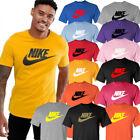 Nike Mens Short-Sleeve Logo Graphic T-Shirt