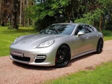 Panamera Porsche Semi-Automatic Cars