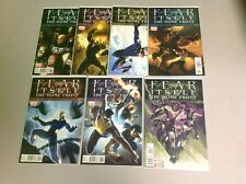 FEAR ITSELF: THE HOMEFRONT  #1-7  MARVEL AVENGERS VF/NM
