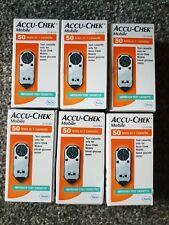 Accu-Chek Mobile Blood Glucose Meter - 50 Tests in 1 Cassette