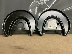 Rear  brake disc metal shield Audi VW Skoda Seat 5N0615612D / 611D