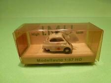 I.M.U. HIGH TECH 3001 BMW ISETTA 300 1960 AMBULANCE - 1:87 HO - NMIB