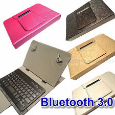 PU Leather Bluetooth Keyboard Case with Stand For Alba 7 Inch 8GB Tablet