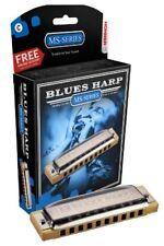 Hohner Blues Harp Armonica in A. con / Eccezionale Trad Suono. da Hobgoblin