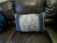 J. Queen New York Tassle Pillow