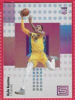 2017-18 Panini Status Kyle Kuzma Rookie RC #107 Los Angeles Lakers