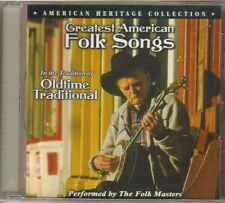 Folk Masters Greatest American folk songs in the tradition of oldtime tra.. [CD]