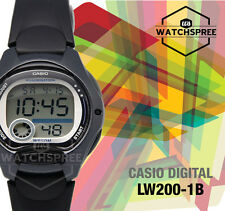 Casio LW-200-1B Wristwatch