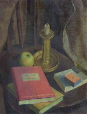 Peintures du XXe siècle et contemporaines huiles etude