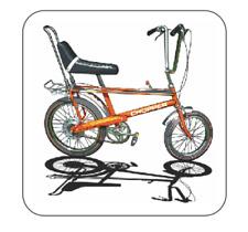 Raleigh Chopper Bicycle Mug coasters raleigh chopper parts