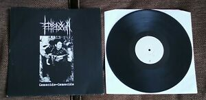 Flyblown - Genocide-Genocide LP Disclose Dropdead Discharge Anti Cimex Mob 47