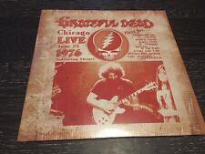 Grateful Dead Chicago 6/29/1976 First Set New sealed import vinyl Broadcast