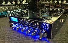 Cobra 29 LTD Chrome-BLUE NITRO LED LIGHT RINGS+PERFORMANCE TUNED+RECEIVE ENHANCE