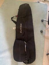 dakine 165cm snowboard bag
