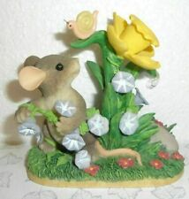 Charming Tails - Friendship In Bloom Mib