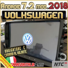"AUTORADIO 9"" ANDROID 7.1.2 Volkswagen PASSAT,Golf,Polo,New Beetle,Touran,Tigu..."