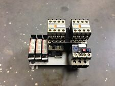 Telemecanique ATV Control Relay Block, Model: LC2D1201