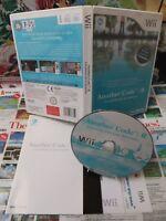 Nintendo Wii:Another Code R - Les Portes de la Mémoire [TOP & 1ERE EDITION] Fr