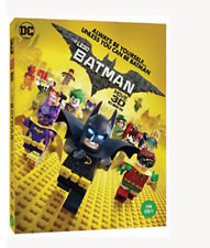 "MOVIE"" THE LEGO BATMAN"" Blu-ray (2D+3D)"