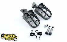 BRAND NEW KAWASAKI FOOT PEGS FOR KLR650 08-16