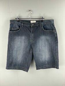 Colorado Men's Denim Shorts - Size 34 - Blue - 100% Cotton
