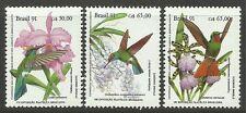 Mint Never Hinged/MNH Single Brazilian Stamps