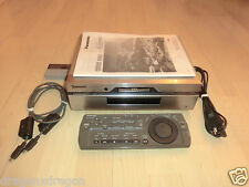 Panasonic nv-dv2000 high-end MINIDV RECORDER, incl. fb&bda, 2j. GARANZIA